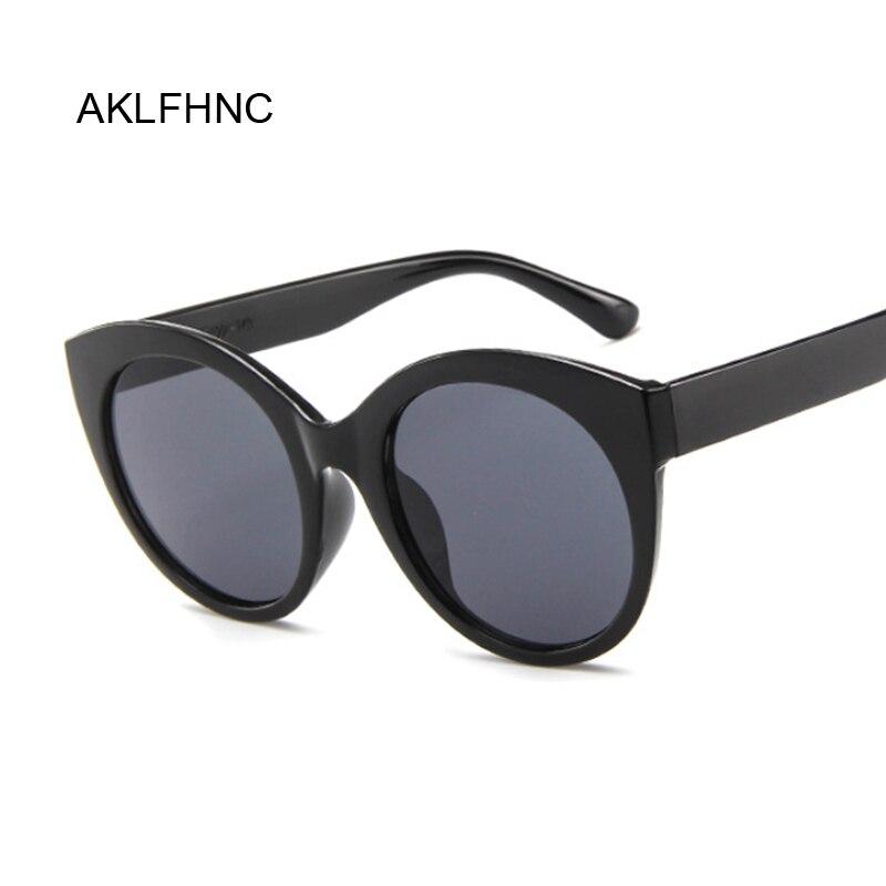 Женские солнцезащитные очки кошачий глаз, брендовые дизайнерские зеркальные солнцезащитные очки с круглыми линзами UV400|Женские солнцезащитные очки|   | АлиЭкспресс