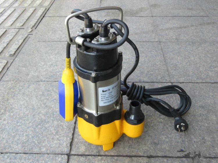 Septic Tank Pump Basement Sewage Pump Sewage Lift Pump Sewage Submersible  Pump In Pumps From Home Improvement On Aliexpress.com | Alibaba Group