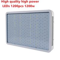 LEDs 1200pcs Full Spectrum 1200W High Power LED Grow Light for Greenhouse Tent Flowering Plant and Hydroponics System