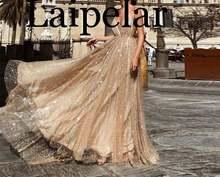 Женское кружевное вечернее платье laipelar новое Брендовое летнее