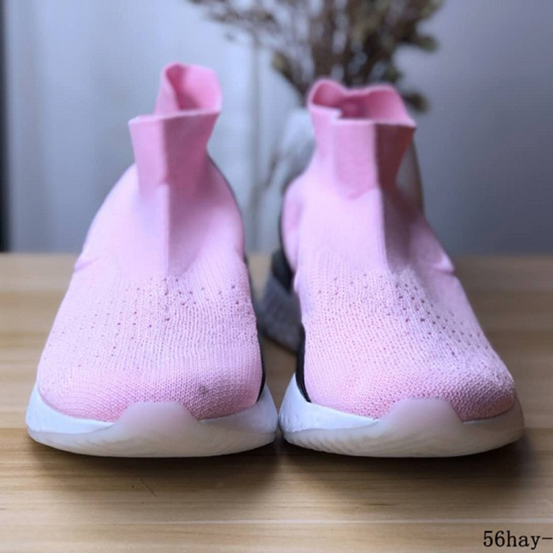 rosa Alta Completa Sapatos 2019 Meias lavanda Dourado Almofada Palma De top Esportivas Ouro qffUO
