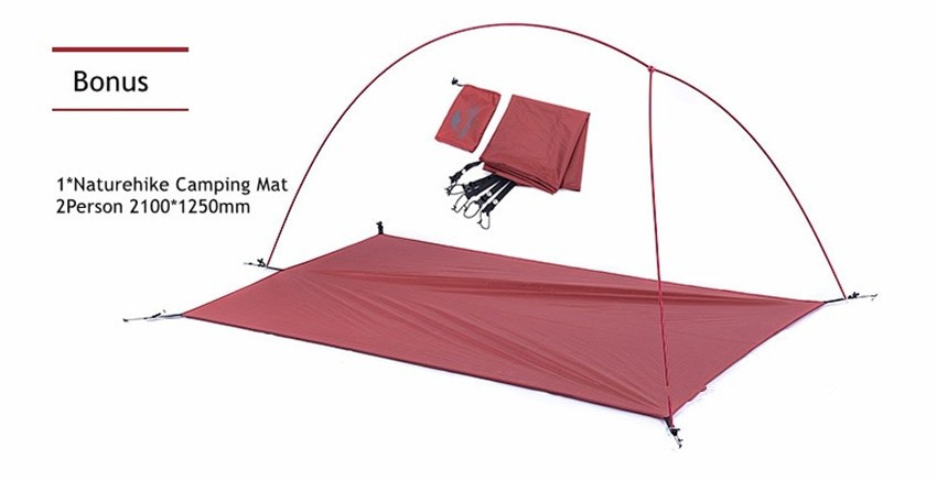 camping tent NATURE HIKE30