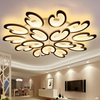 Modern Ceiling Lights Indoor Lighting Lamp For Living Room Bedroom Kitchen Led Light Ceiling Decoration Plafonnier