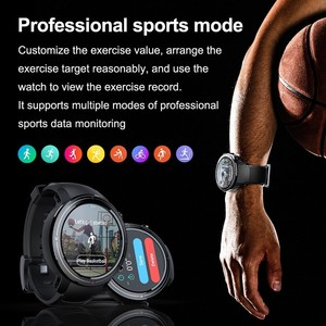 """Image 5 - LOKMAT Bluetooth Smart Watch Men 1.39"""" AMOLED Screen 400*400px 3GB+32GB Android 7.1 Heart Rate Monitor GPS 4G Smartwatch For Ios"""