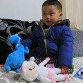 5pcs Doc Mcstuffins Plush Toy Doll Whole Set Dottie Lambie Sheep Stuffy Dragon Chilly Snowman Hallie