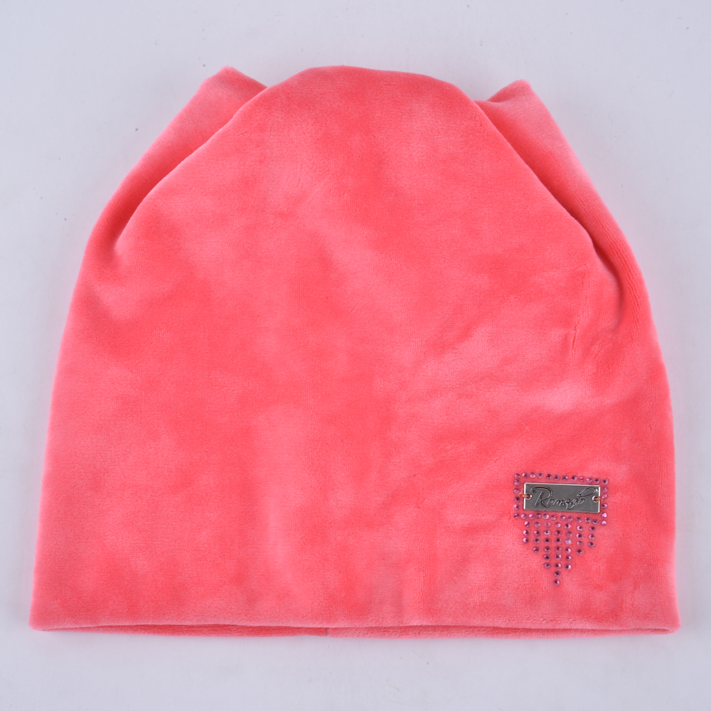 Image 2 - Winter Beanie Hat Ladies Cat Girls Hats For Women Beanies Fluff Caps Russia Skullies Touca Cap With Ear Flaps-in Women's Skullies & Beanies from Apparel Accessories