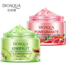 BIOAQUA Fruit Series Sleeping Mask Cream Essence Deep Moisturizing Hydrating Whitening Essence Whole Face Care