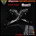 CNC Ajustável Folding Extensível Embreagem Do Freio Da Motocicleta Alavancas Para Buell XB9 todos os modelos 2003 2004 2005 2006 2007 2008 2009