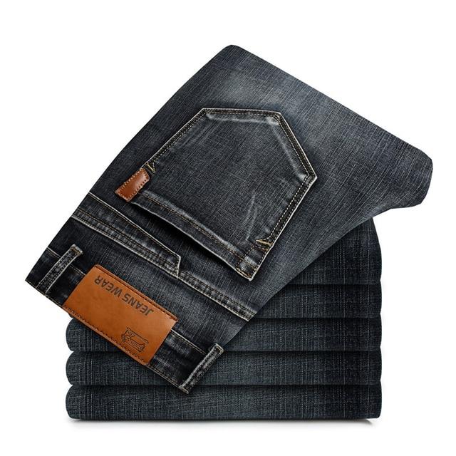 Mens Stretch Jeans 4