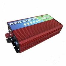 Ukc 4000 w 12 v dc a ac 220 v car power inverter para congeladores, hornos de microondas, hervidor eléctrico, taladro eléctrico, máquina de corte