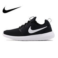 Original Authentic NIKE ROSHE TWO Men's Running Shoes Sneakers Breathable Nike Shoes Men Comfortable Durable Leisure 844656