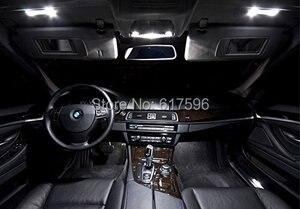 Image 5 - 2 Chiếc Không Lỗi 18SMD LED VANITY MIRROR Đèn Áo Chống Nắng Đèn Cho Xe BMW E93 E93 LCI E88 Cuộn royce RR2 Drophead RR3