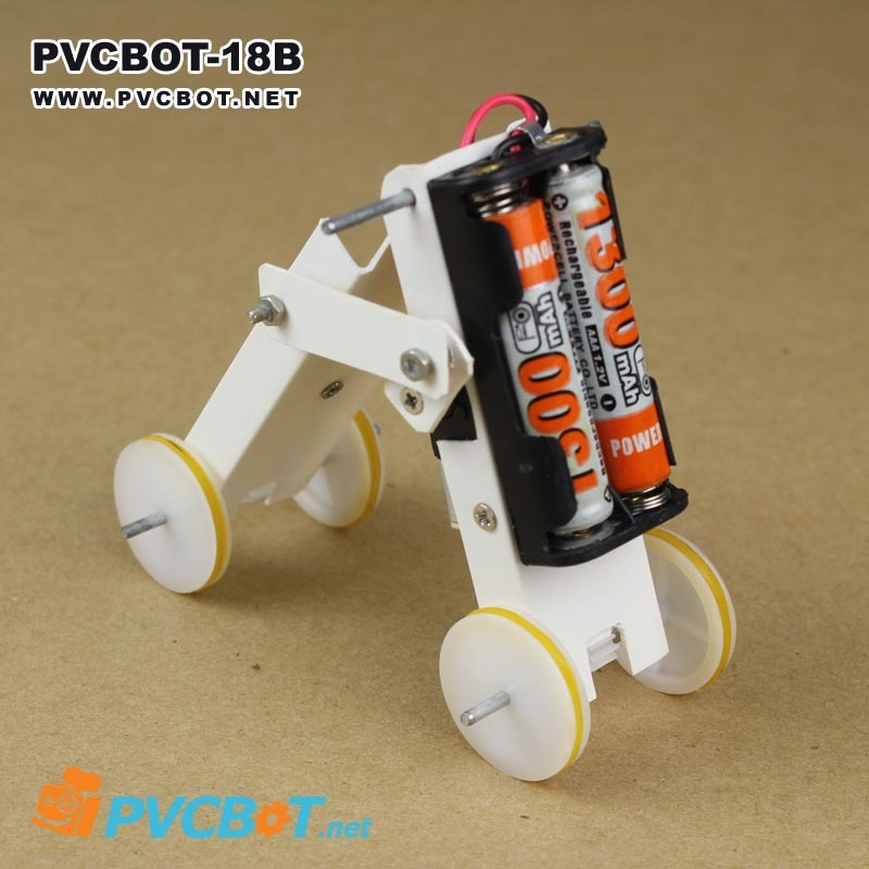 Diy Robot Assembly Kit Primary And Middle School Students Of Science