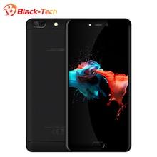 LEAGOO T5 5.5 Pouces FHD Smartphone 4 GB RAM 64 GB ROM MTK6750T Octa Core Android 7.0 13MP Double Caméras Arrière Fingerprint 4G Mobile Téléphone