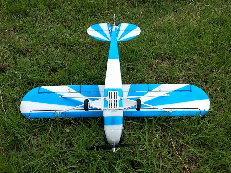 EPO mini J3 J-3 propeller plane RC Jet