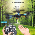 MJX X601H RC Drone WIFI FPV HD Camera RC Quadcopter APP/Transmitter Dual Mode Altitude Hold 3D Flip Helicopter RC toy RTF