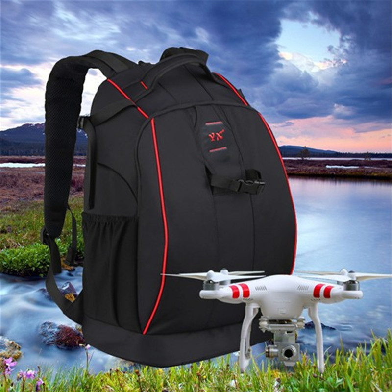 Carrying Case Shoulder Backpack Waterproof Bag Carry Case For DJI Phan