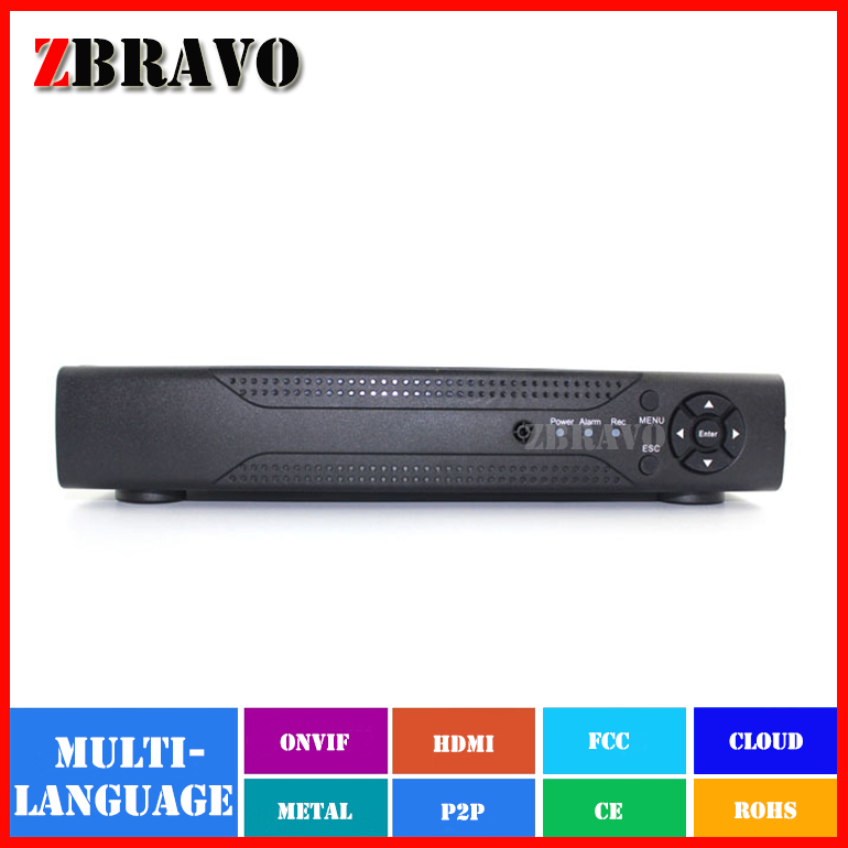 ФОТО AHDM DVR 8Channel CCTV AHD DVR AHD-M Hybrid DVR Video Recorder For AHD Camera IP Camera Analog Camera H.264 HDMI