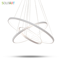 SOLFART Lighting MD3240 Starry Type Design Modern Long Life LED Dining Pendant Lights