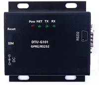 GPRS Serial Server Wireless Serial Server Serial RS232 To GPRS Server DTU HF G100 F18908