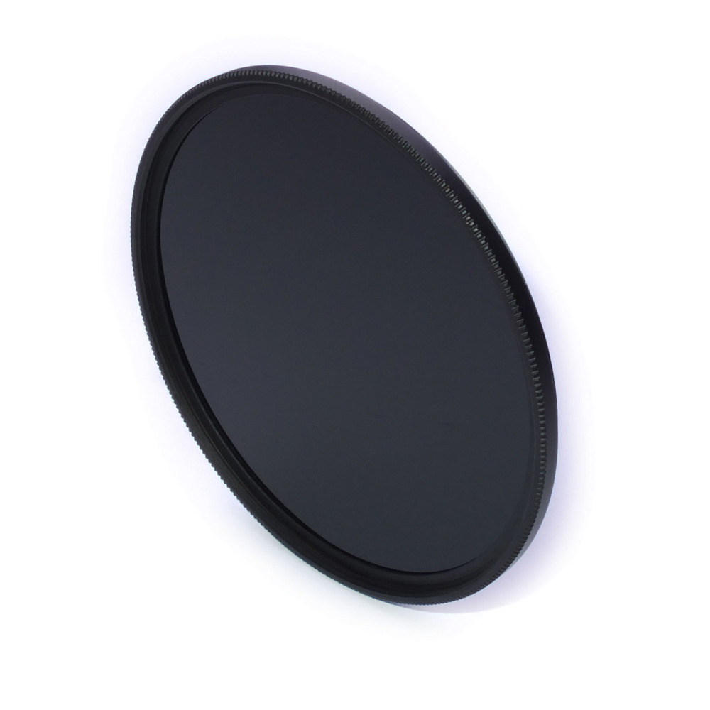 Neutral Density ND1000000 Optical ND 16 Stop Filter for Camera Lens