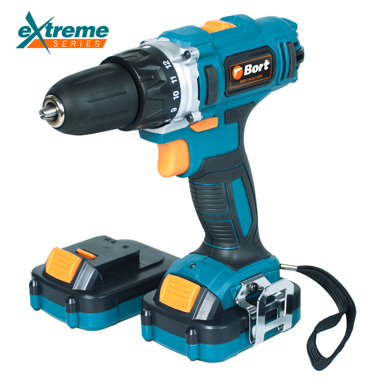 14V Bort Li-Ion Lithium Battery Electric Drill Cordless Screwdriver Mini Drill Cordless Screwdriver Power Tools Cordless Drill BAB-14x2Li-XDK 60v scooter electric bike motorcycle 3000w lithium ion battery pack
