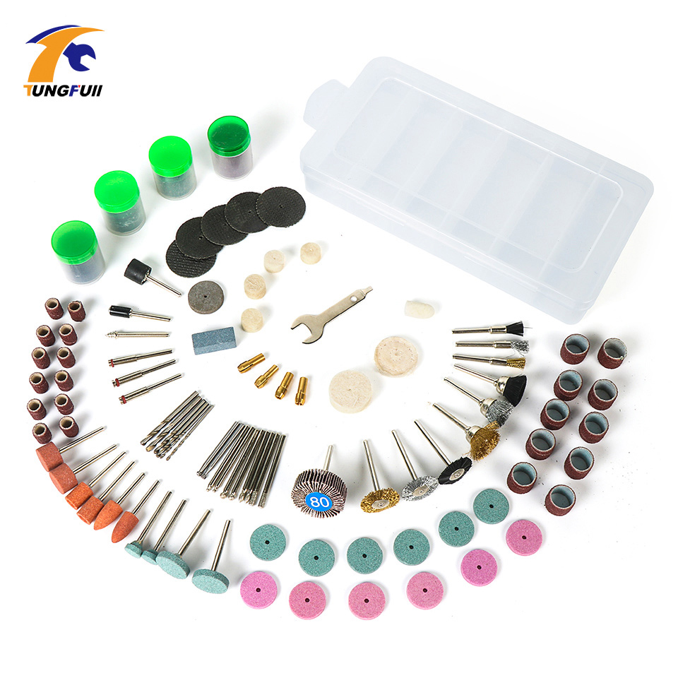Tungfull Abrasive Dremel Accessories For Rotary Tools Woodworking Cutting Disc Mini Drill Dremel Rotary Tool Accessories