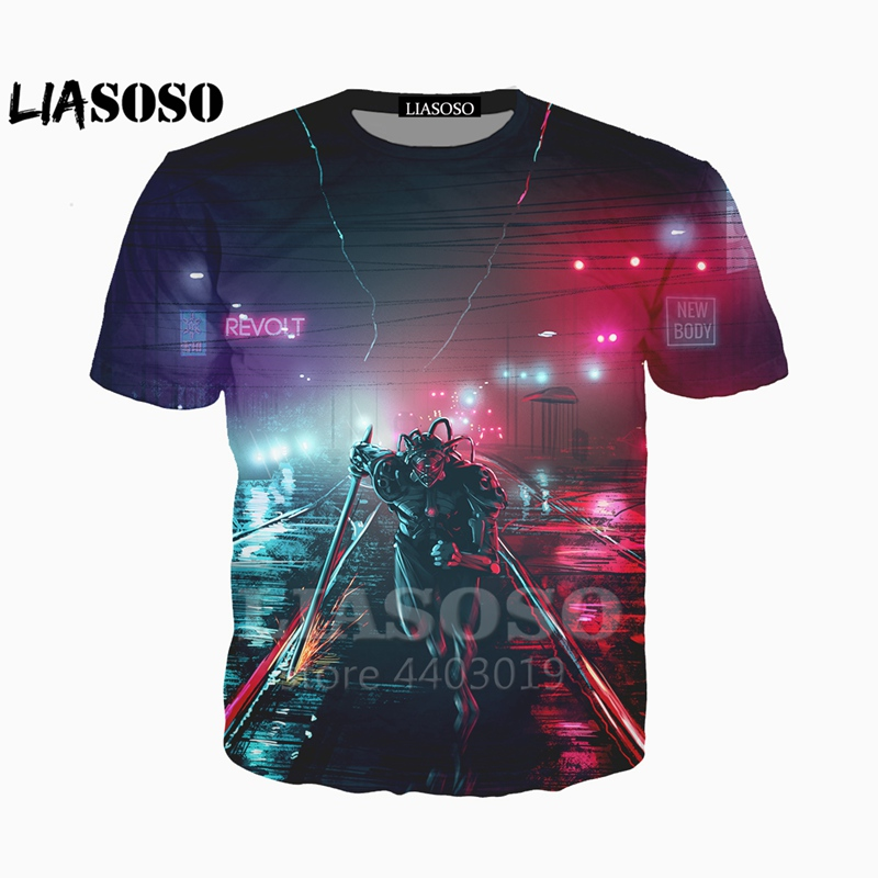 Creative Geisha Japanese Samurai T-shirt Streetwear Mens 2019 Fashion Style T-shirt The Hottest T-shirt In The World Quality First T-shirts Tops & Tees