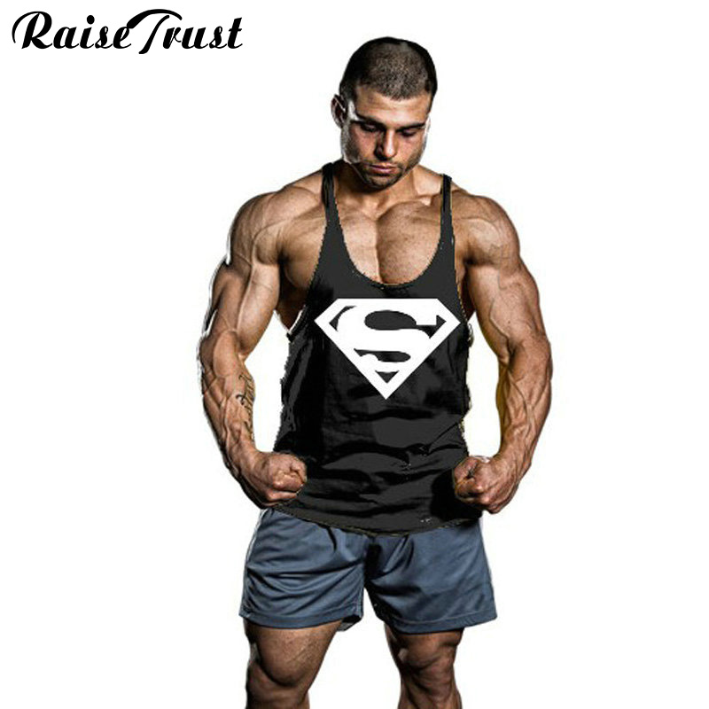Clothing Men Fitness Shirts Cotton Men   Tank     Top   Workout Bodybuilding Men Sportwear   Tank     Top   Brand   Tank     Tops   Sleeveless gyms Vest