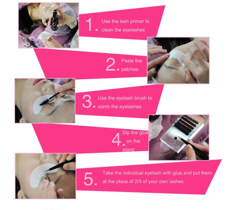 EYELASH-EXTENSION-STEPS