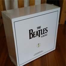 Mono seal: beatles limited edition sealed cd disc factory music se