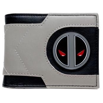 Кошелек Marvel Дэдпул эмблема модель №6