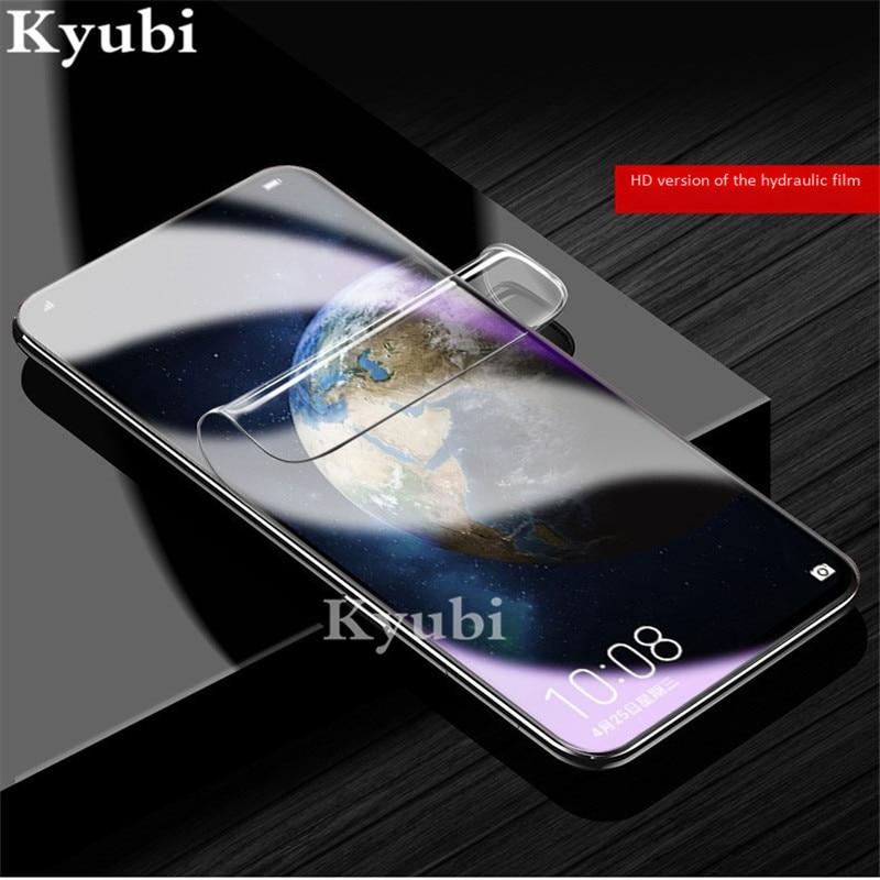 Hydrogel Full Cover Screen Protector For Meizu A5 U10 U20 X8 Max Ultra thin Protective Film For Meizu note 3 5 6 8 Soft film