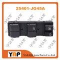 Выключатель питания для FITNissan X-Trail T31 2.0L 2.5L передний левый 25401-JG45A 25401-JG45B 2011-2014