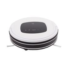 Smad Robot Vacuums Cleaner for Home Carpet Floor Anti Collision, Anti Fall, Self Charge, Remote Control, 8 Sensor Auto Cleaner