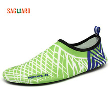 New Men Women Beach Aqua Shoes Outdoor Sport Swimming Fins Water Shoes Adult Soft Seaside Wading Quick Dry Snorkeling Boots