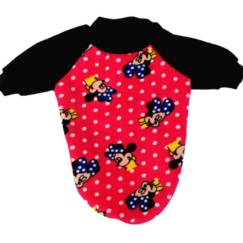 Pet Dog Coats Jackets Costume Pet dog Clothing Fleece Puppy Clothes for Chihuahua pet dog clothes for yorkies in Dog Coats Jackets from Home Garden