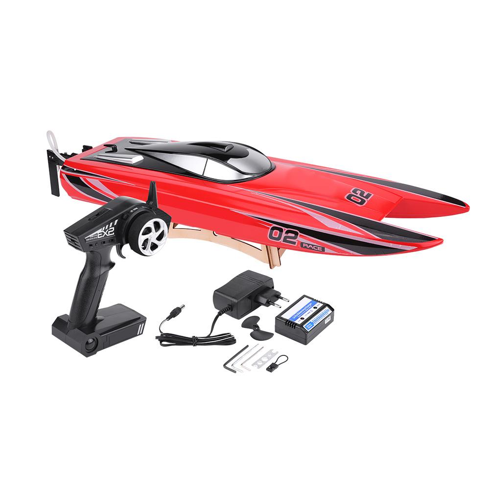 V792 4 70cm High Maximum RC Boat 2 Channel 60km/h Brushless Remote Control Maximumboat Yacht Model Kid Chirdren Toy-in RC Boats from Toys & Hobbies    1