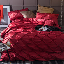 UNIHOME NEW 100%cotton bedding set / bed linen / bedclothes / bed sheet set bedspread/queen REDCAI bed linen markiza 100% cotton beautiful bedding set from russia excellent quality produced by the company ecotex