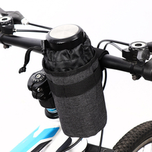 Bicycle Water Bottle Pouch Holder Road Front Bike Pocket  Cycling Insulated Kettle