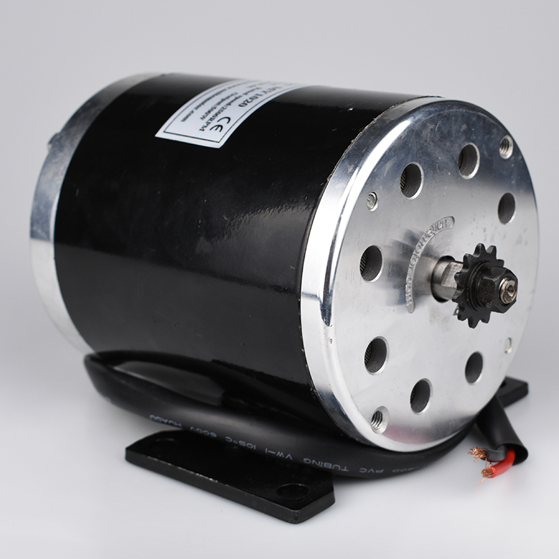 MY1020 1000 Вт 48 В/36 В UNITEMOTOR высокая скорость щетка DC мотор электрический велосипед мотор E скутер Мотор Ebike матовый мотор