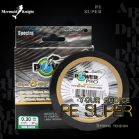Simago 275M Fishing Line 8 Stand Pro Super 8 Slick Braided Power Japan PE Fishing Line