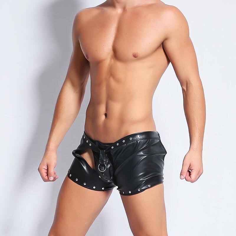 Camouflage print men underwear sexy briefs shorts adult male lingerie underwear boxers