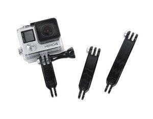 Image 3 - 3 in 1 Verlängerung Arm Set Verlängerung Halterung für Gopro Hero 7/6/5/4/ 3/3 +/2/1 SJCAM Xiaomi Yi Action Kamera