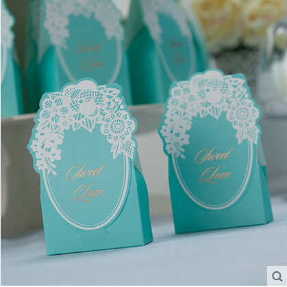 Wedding Gift Box Tiffany Blue : Online Buy Wholesale tiffany blue bags from China tiffany blue bags ...