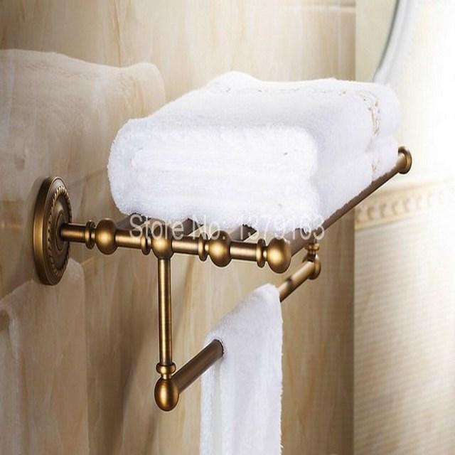 Bad Zubehör Vintage Retro Antike Messing Wand Badezimmer
