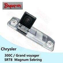 BOQUERON for Chrysler 300C Grand voyager SRT8  Magnum Sebring HD CCD Waterproof Car Camera reversing backup rear view camera