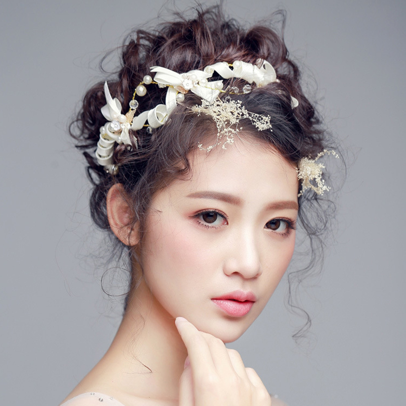 New Fashion Arrivals Wedding Jewelry Awesome Design: New Arrival Unique Designs Baroque Satin Butterfly Crown