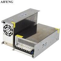 AIFENG Lighting Transformer AC 170V 250V To DC 12V 24V 48V Led Driver Power Adapter 800W Switch Power Supply For Led Strip Light