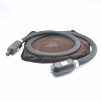 Kharma Enigma Extreme Signature audio power cable with US/EU power plug power cord cable for CD AMP